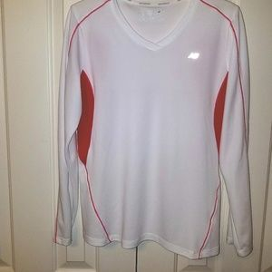New Balance dri fit long sleeve womens shirt